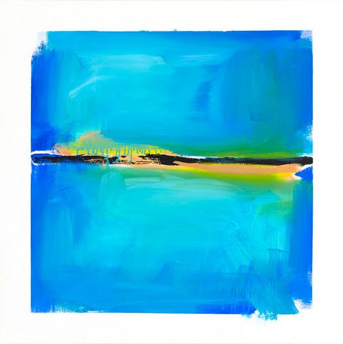 Jan Neil, Colour Hues Aqua