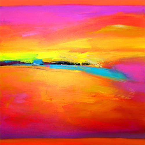 Sunset Glow, Jan Neil
