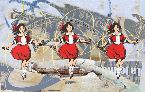 Jan Neil, Skipping Girls Three