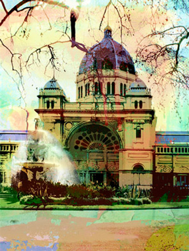 Jan Neil,  Exhibition Building