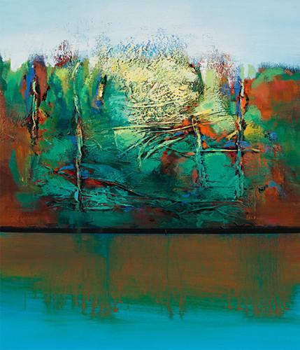 Jan Neil, River Front Vertical