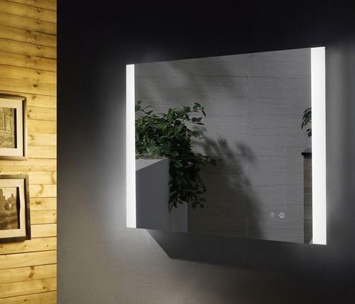 Backlit Mirror 90x70 with demist