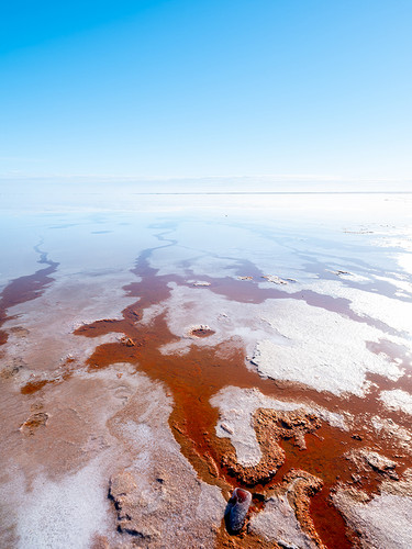 Photography   Sea Lake    by Nick Psomiadis