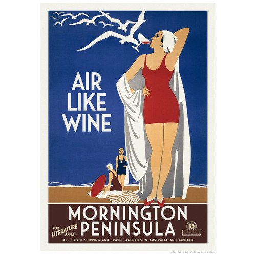 Vintage Prin | Air Like Wine
