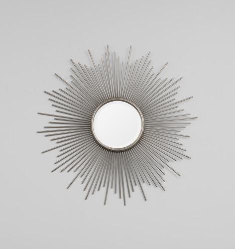 Starburst Silver, Print Decor