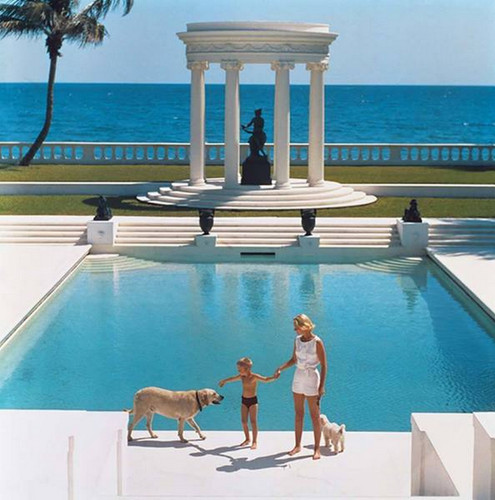Nice Pool | Slim Aarons | Print Decor