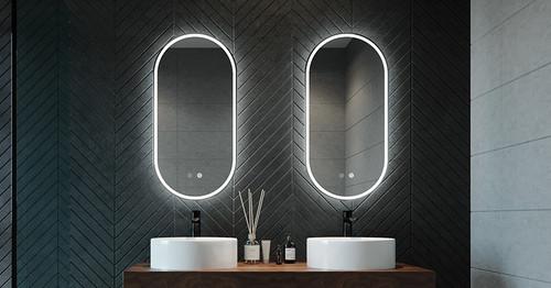Back Lit Mirror, unframed | In Situ | Print Decor