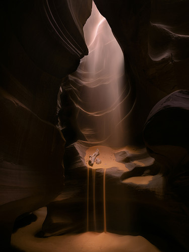 Sandfall | by Nick Psomiadis