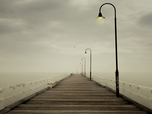 Kerferd Road Pier | Large Format | by Nick Psomiadis