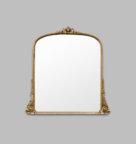 Audrey Mirror | Small | Print Decor