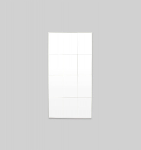 Loft Bright White Mirror | 90 x 180 cm