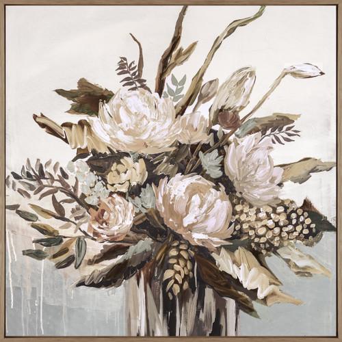 Still Life Vase Autumn | Print Decor