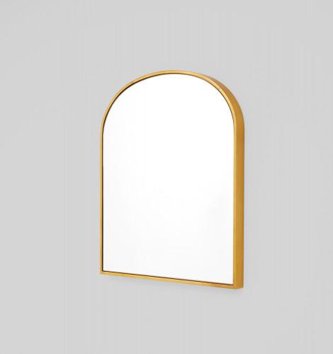 Stella Arch 55 x 65 cm | Brass