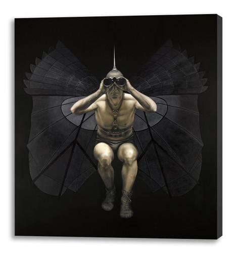 Print Decor | Gill Del Mace | The Birdman | Canvas Print