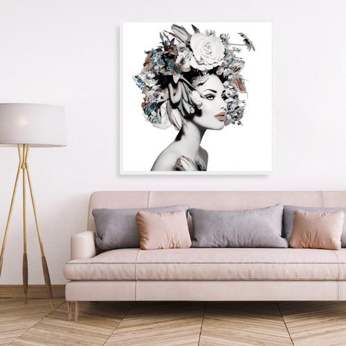 Flower Girl | In Situ | Print Decor