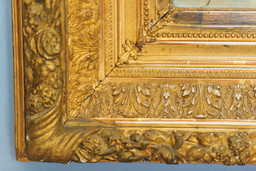 Ornate Frames Add Style to our Contemporary World