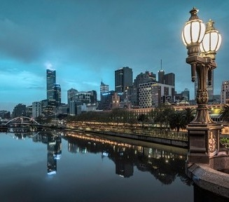 Melbourne, Victoria and Australia