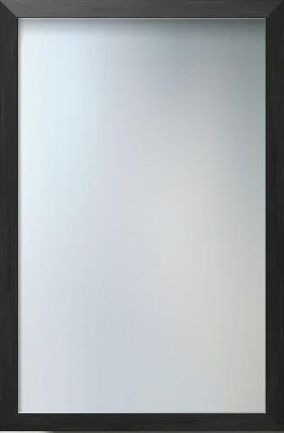 Modern Simple Black Framed Mirror