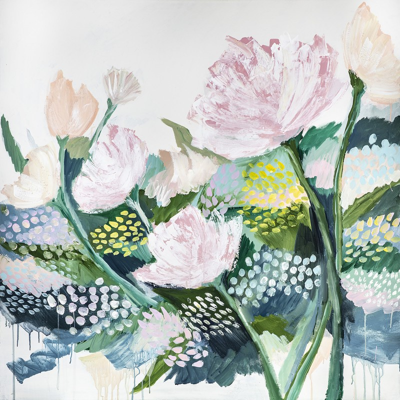 Modern Flowers image