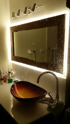 Tasmanian Hardwood Mirror Frame 2