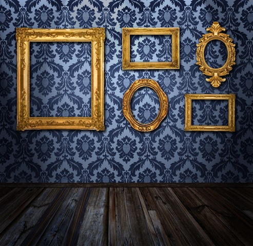 Gold, Copper, Brass, Picture Frames, Melbourne