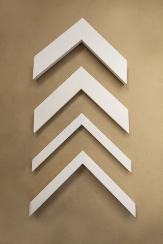 White Frames at Print Decor Melbourne