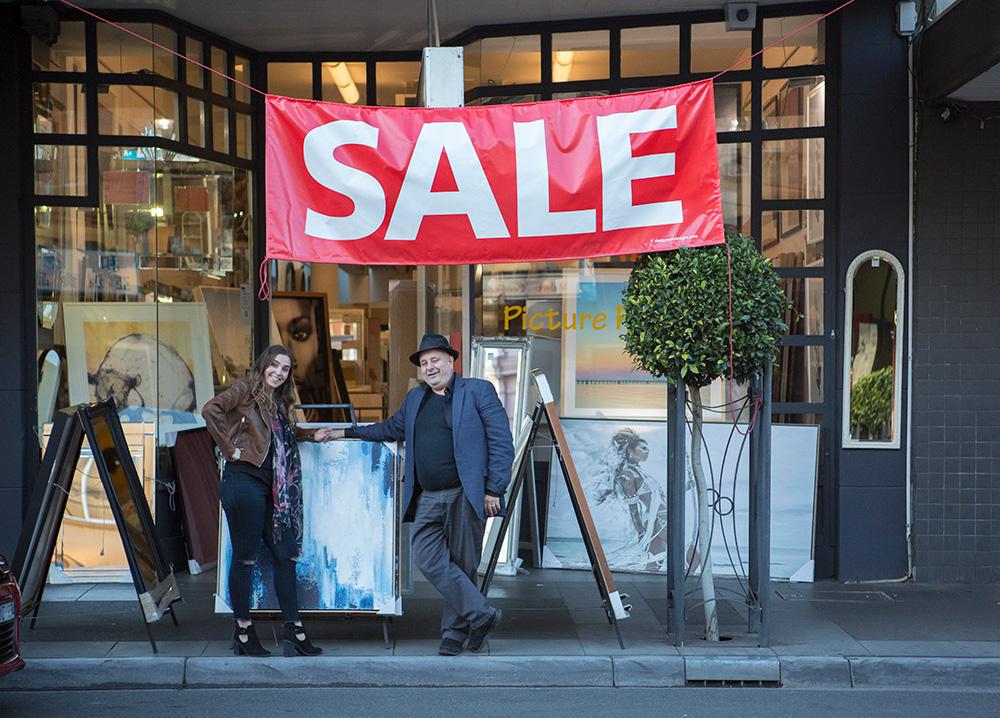 EOFY Sale Print Decor