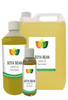 SOYA BEAN OIL (Soybean) Soy Oil - Cold Pressed (Massage Carrier Base Oil) MULTISIZE