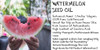 WATERMELON SEED OIL Beauty Oil and Moisturiser. For Face, Hair and Body
