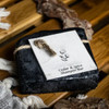 Cedar & Spice with Activated Charcoal Solid Shampoo for All Hair types.