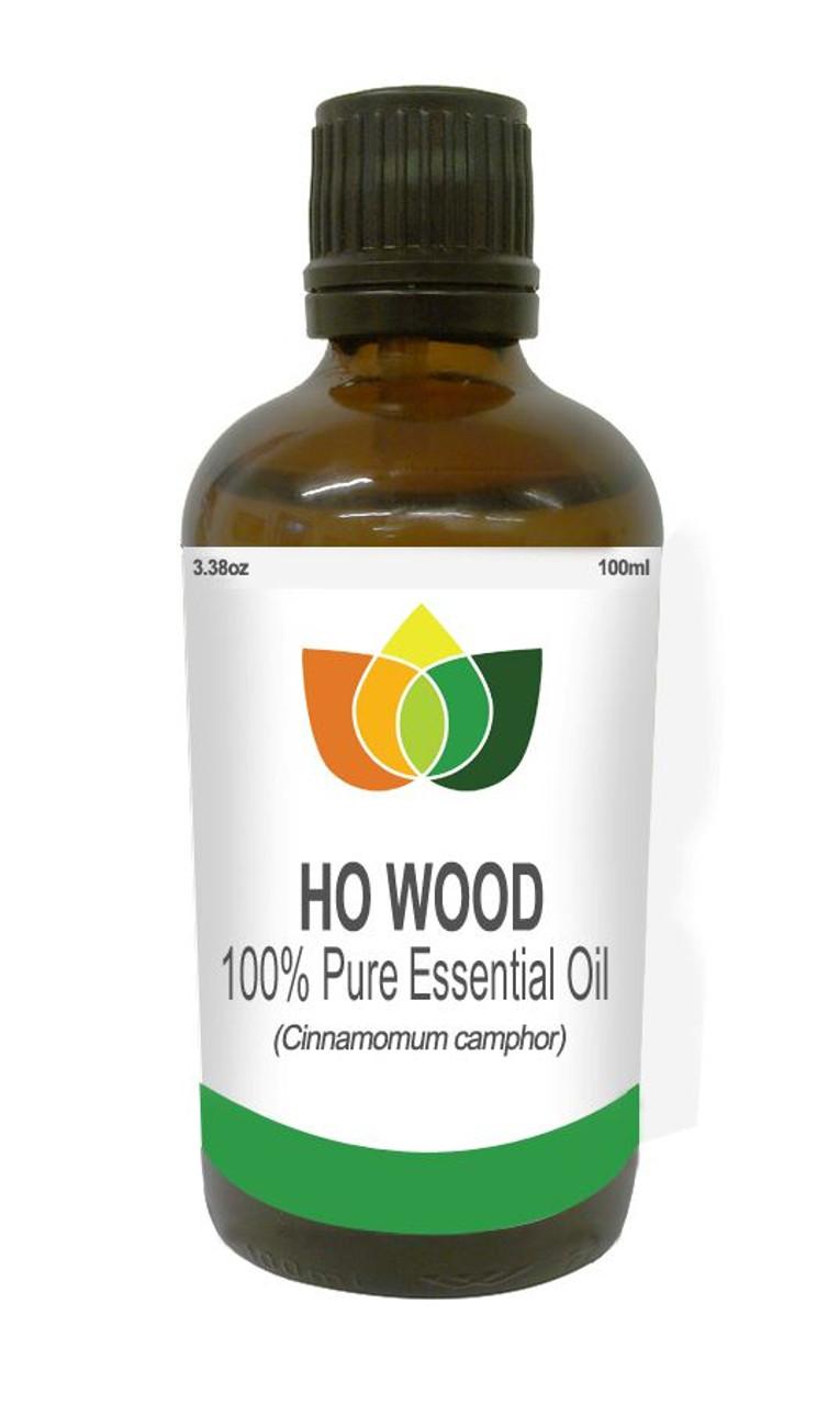 Ho Wood Essential Oil Pure, Natural, Vegan Cinnamomum camphor