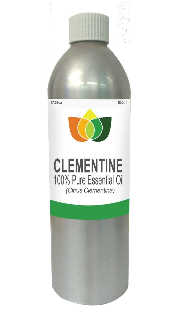 Clementine Essential Oil Variations