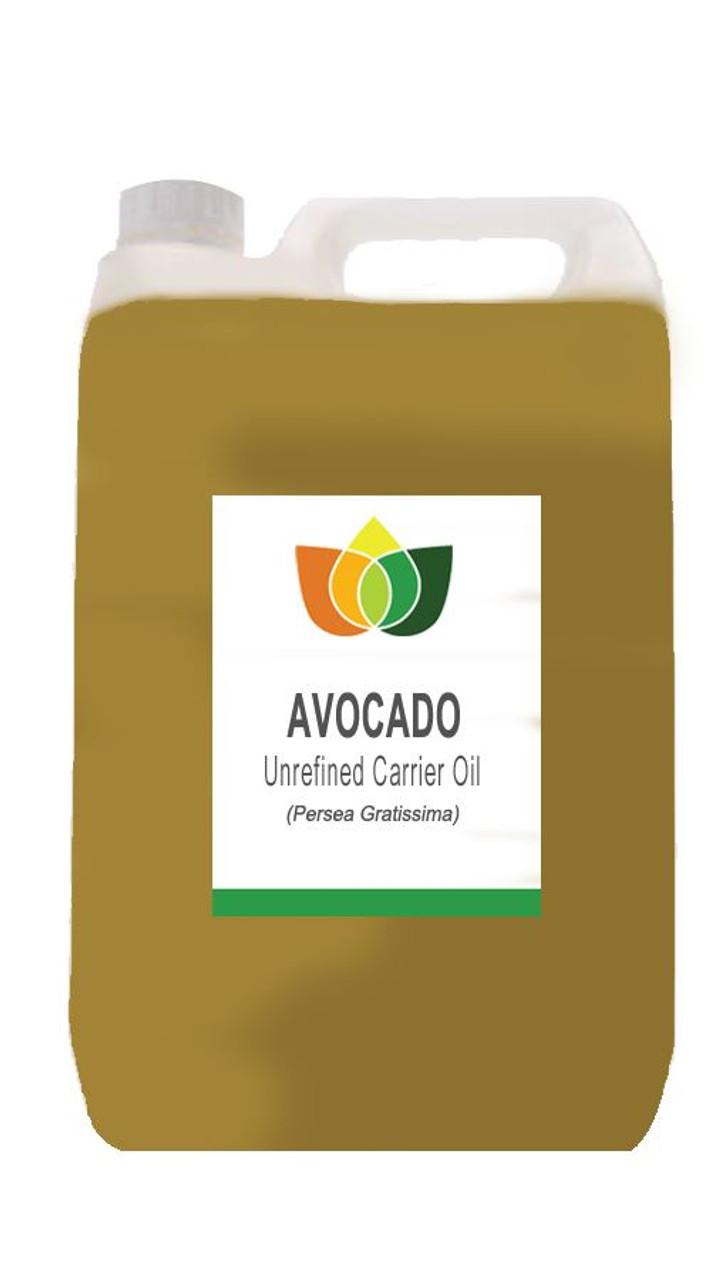 Avocado Oil Unrefined 100% Pure Carrier Base Massage Aromatherapy