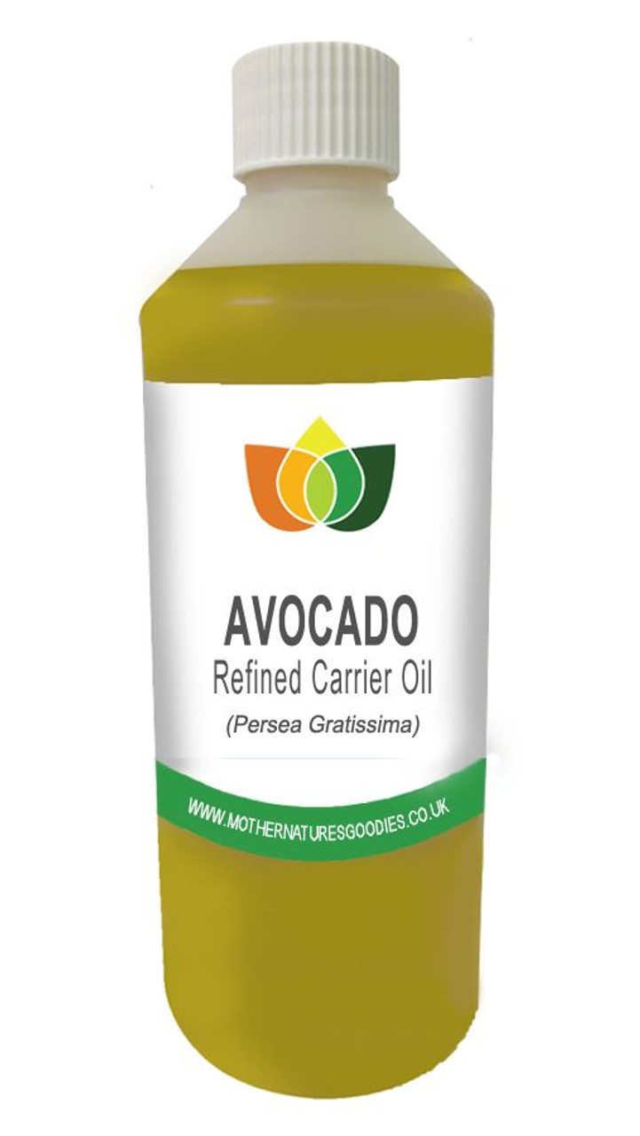Avocado Oil Refined 100% Pure Carrier Base Massage Aromatherapy