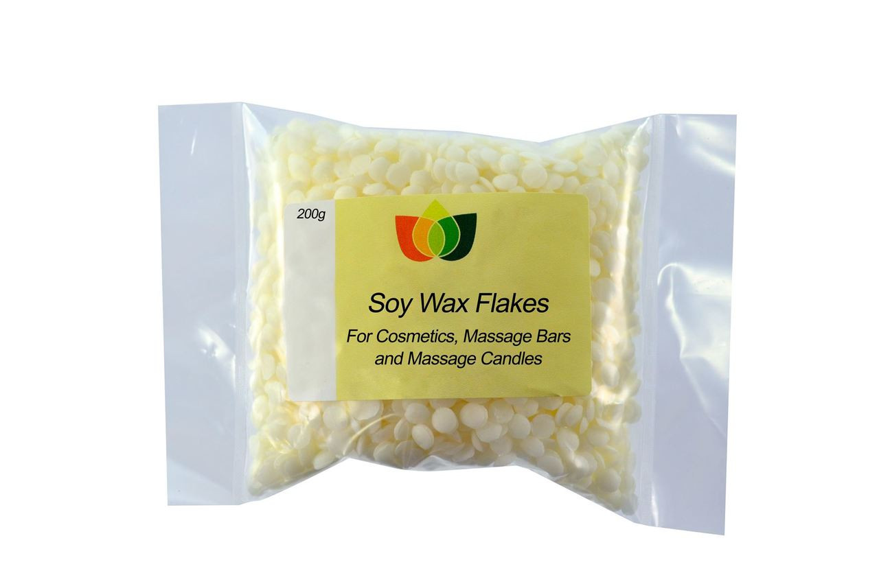 Soy Wax Flakes (replaces Eco Soy CB 135) Cosmetics Container and Jar Candles