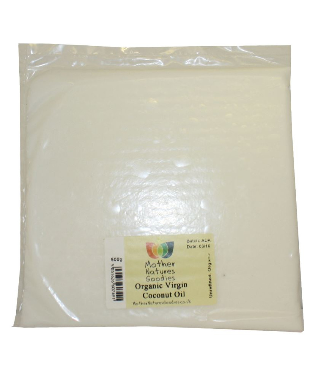 Coconut Virgin 100% Pure Natural Raw Virgin Organic Solid Butter