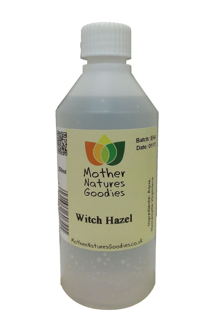 Witch Hazel - With Alcohol - Distilled (Combination /Oily Skin)