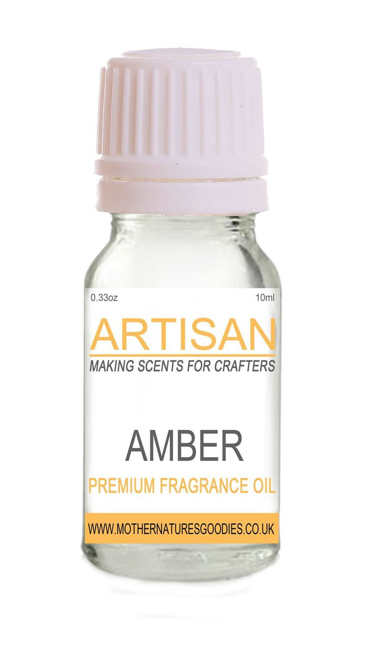 AMBER FRAGRANCE OIL for Candles Melts Home Fragrance PotPourri