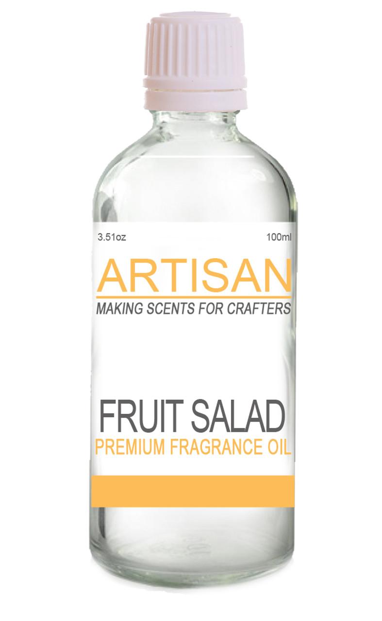 FRUIT SALAD FRAGRANCE OIL for Candles, Melts Home. Fragrance & PotPourri