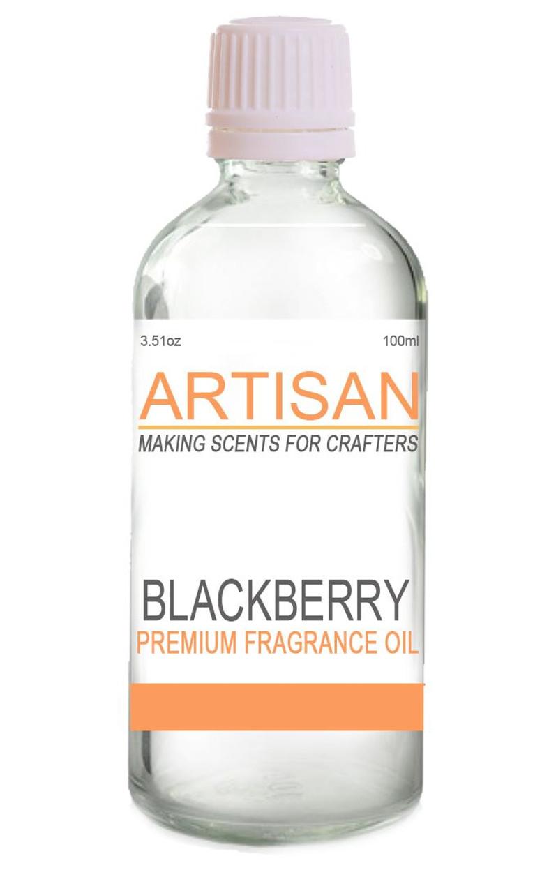 BLACKBERRY FRAGRANCE OIL for Candles, Melts, Home Fragrance & PotPourri