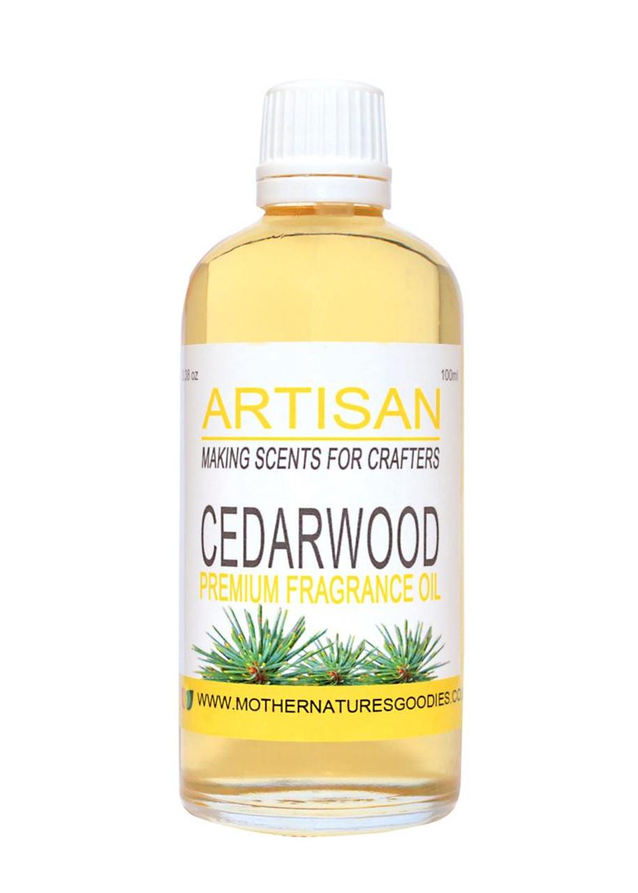 CEDARWOOD FRAGRANCE OIL for Candles Melts Home Fragrance PotPourri