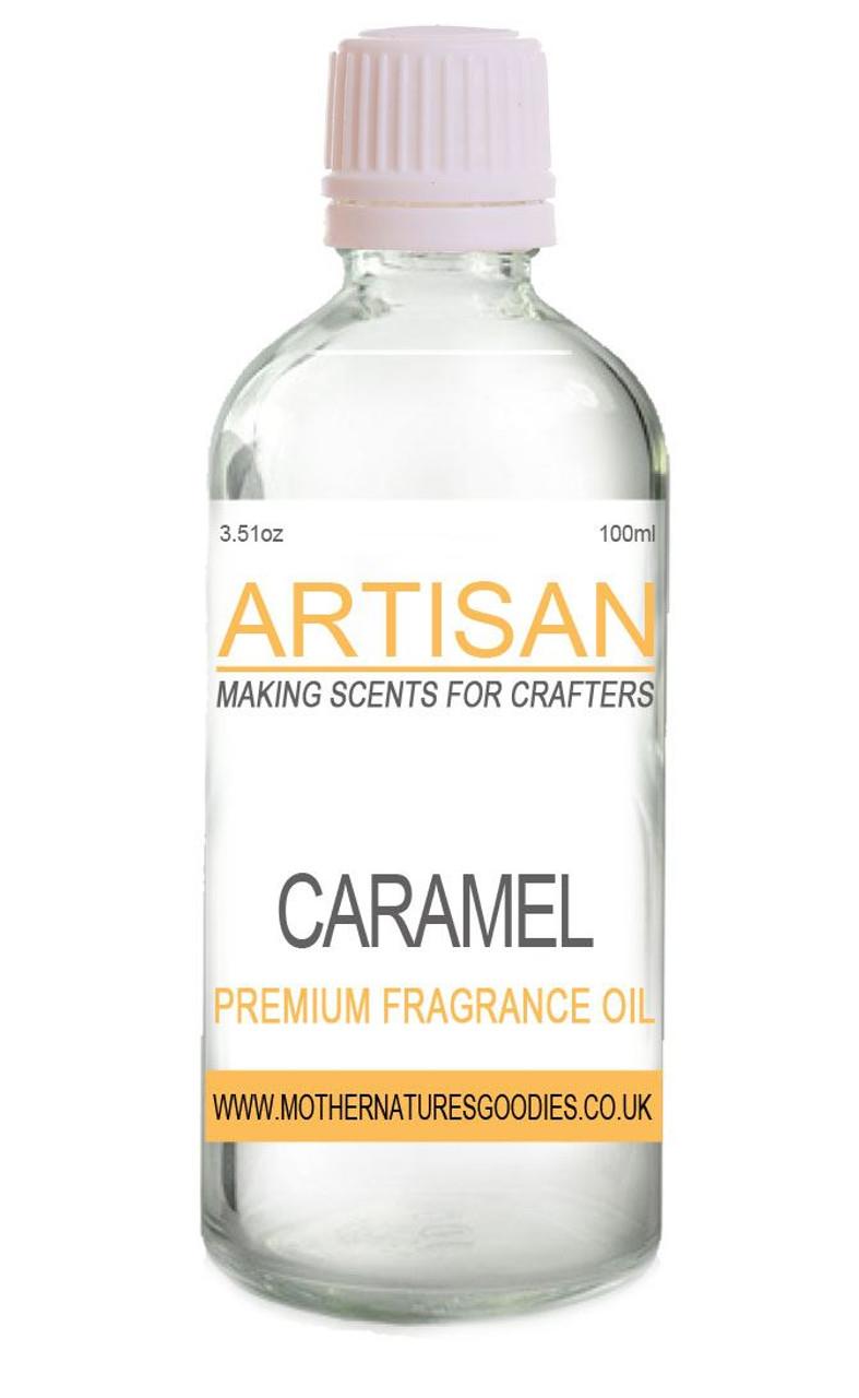 CARAMEL FRAGRANCE OIL for Candles, Melts, Home Fragrance & PotPourri