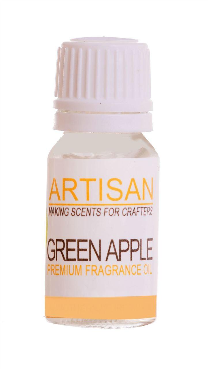 GREEN APPLE FRAGRANCE OIL for Candles, Melts, Home Fragrance & PotPourri
