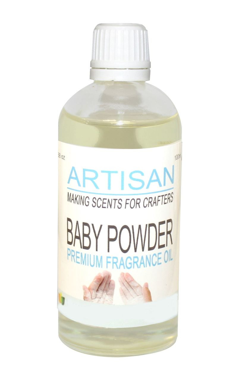 BABY POWDER FRAGRANCE OIL for Candles, Melts, Home Fragrance & PotPourri