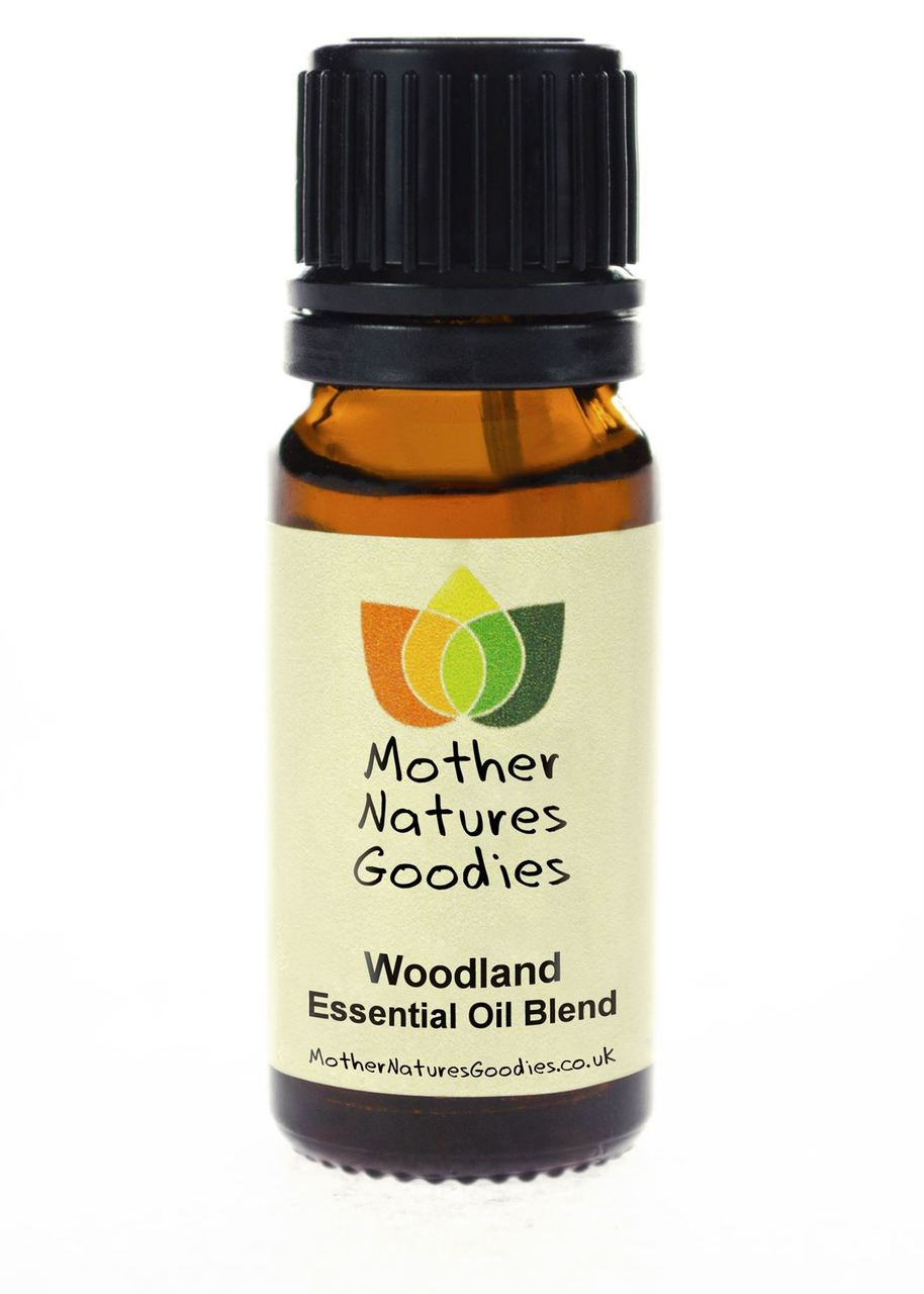 Woodland Essential Oil Blend PURE Natural Aromatherapy