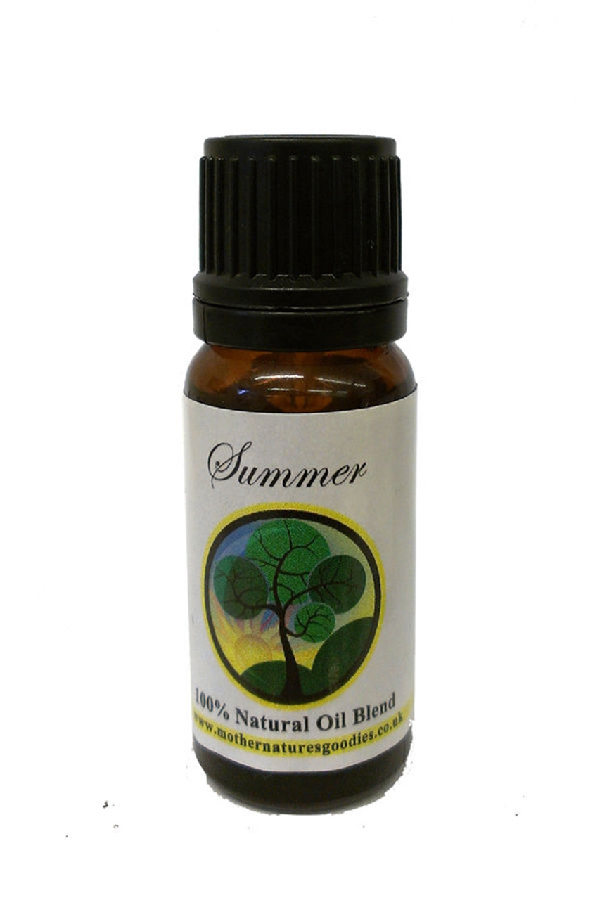 Summer Essential Oil Blend for Oil Burner or Aroma Diffuser