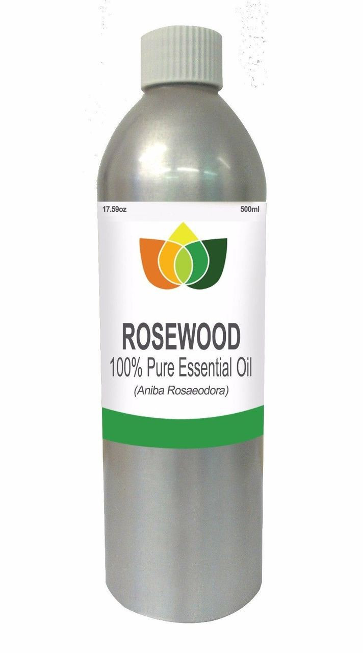 Rosewood Essential Oil Pure, Natural, Vegan Aniba Rosaedora