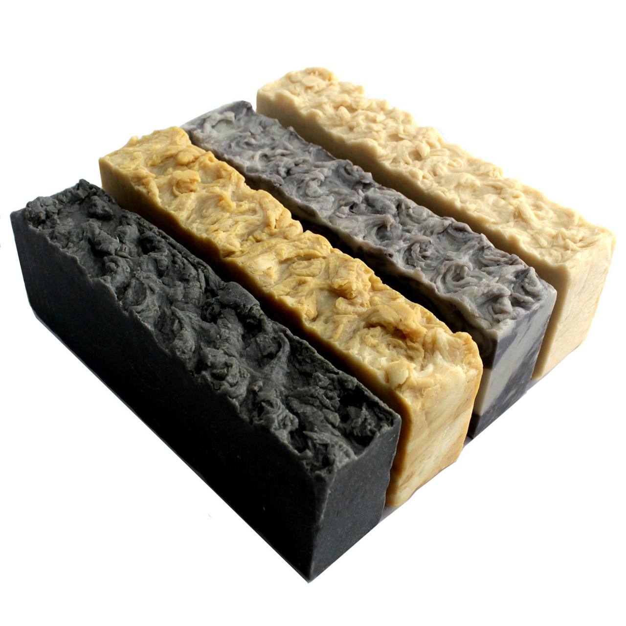 ARTISAN OLIVE SOAP - SUPER EXFOLIATING 100G