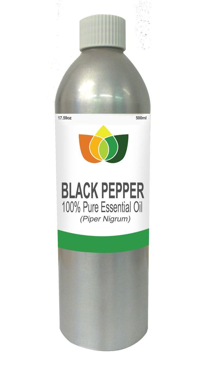 Black Pepper Essential Oil Variations
