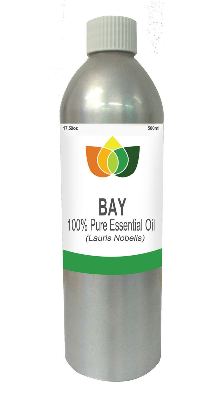 Bay Essential Oil Pure, Natural, Vegan Lauris Nobelis